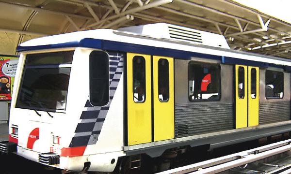 STAR LRT (Ampang Line)